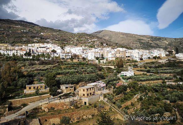 Vista de Lanjarón