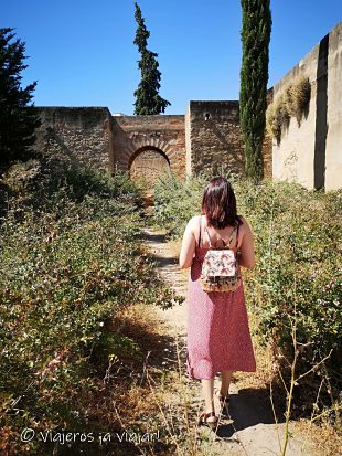 Visita a la Alcazaba